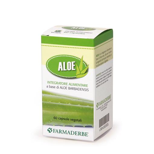 Aloe Integratore Alimentare Funzione Epatica e Digestiva