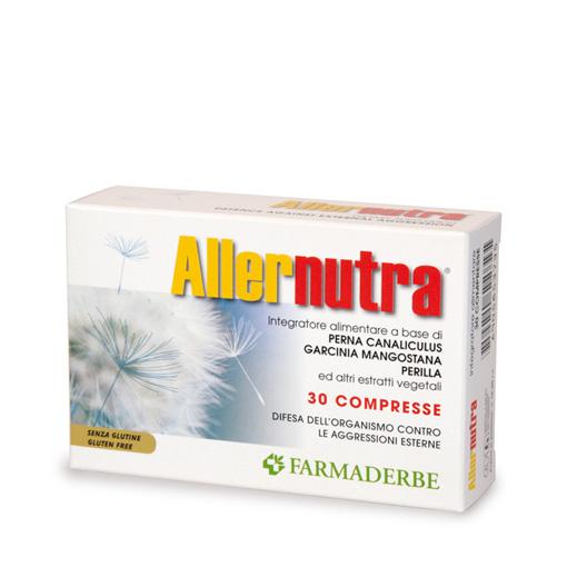 Aller Nutra compresse antiallergiche