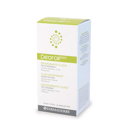 Deoroll Deodorante Efficacia 24 Ore