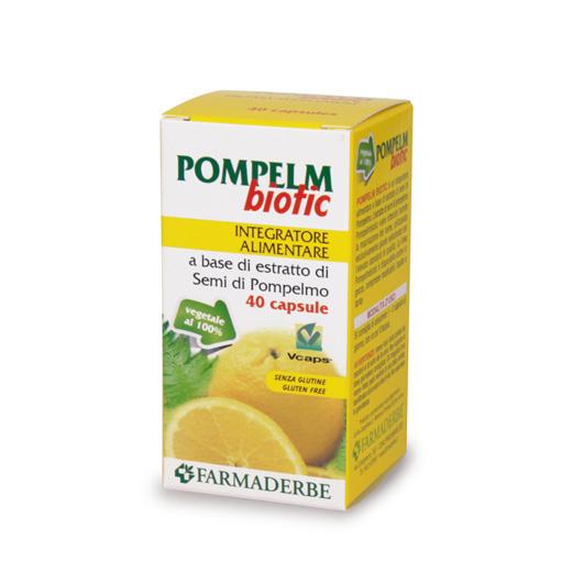 Pompelmbiotic Integratore Alimentare per Gola e Naso